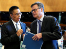 """Mỹ-Trung tranh cãi """"sặc mùi thuốc súng"""" tại WTO"""