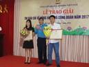 Cuộc thi Báo chí viết về công nhân và Công đoàn: Báo Người Lao Động đoạt giải cao nhất