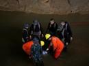 Vụ giải cứu đội bóng mắc kẹt: Cảnh báo hung thần quay lại hang Tham Luang