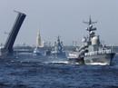 """Khoe sức mạnh, Hải quân Nga vẫn có """"vấn đề""""?"""