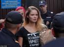 Nhóm nhạc Nga quấy rối chung kết World Cup lại bị bắt giam