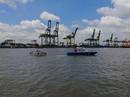 Tìm thấy 2 thi thể trên sà lan bị tàu Mông Cổ tông chìm ở sông Sài Gòn