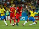 Brazil sụp đổ, Bỉ giành vé vào bán kết