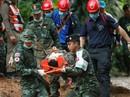 """Thái Lan: """"Rục rịch""""giải cứu đội bóng mắc kẹt, sẽ đưa 4 em ra trước"""