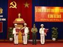 Hải Phòng cùng lúc có 3 tân Phó Giám đốc Công an