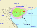 """Áp thấp nhiệt đới có thể """"bẻ ngoặt"""" hướng di chuyển 90 độ vào nước ta"""