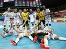 TP HCM thưởng nóng 500 triệu cho đội futsal sau kỳ tích châu Á