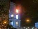 Cháy ở Diamond Plaza, người dân hoảng hồn tháo chạy