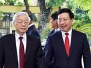 Tổng Bí thư dự khai mạc hội nghị ngoại giao