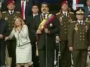 """Tướng Venezuela bị bắt về vụ """"ám sát Tổng thống Maduro"""""""