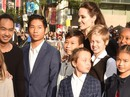 Angelina Jolie và Brad Pitt tốn bao nhiêu tiền cho 6 con?