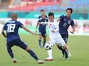 Olympic Việt Nam - Nhật Bản 1-0: Quang Hải có duyên phá lưới đội bóng lớn