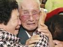 Nước mắt không thể ngừng tuôn trong cuộc đoàn tụ ngắn ngủi Hàn – Triều