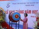 Gần 4 tỉ đồng ủng hộ trẻ khuyết tật tỉnh Quảng Ngãi