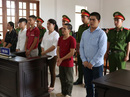 Phạt tù 6 đối tượng quá khích ở Ninh Thuận