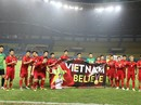 Olympic Việt Nam: Dấu ấn tinh thần tập thể