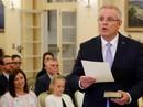 """Úc có thủ tướng mới, đảng cầm quyền """"bầm dập"""""""