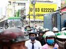 Lộ trình cấm xe máy ở TP HCM coi chừng... xôi hỏng bỏng không!