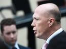"""Người muốn lật đổ thủ tướng Úc nhận tin """"sét đánh"""""""