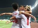 """Olympic Việt Nam - Syria 1-0: """"Phát cuồng"""" vì vào bán kết!"""