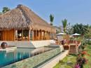 Resort bằng tre, giá 147 triệu/đêm nơi gia đình Beckham nghỉ dưỡng