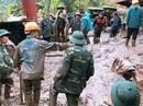 Sạt lở đất, 10 người chết và mất tích