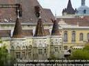 Lâu đài từng được xây bằng... bìa cứng