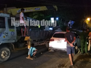 """Vụ tài xế ôtô biển số 34567 tuyên bố """"sốc óc"""": Đã xử phạt và trả xe"""