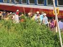 Lại xảy ra tai nạn đường sắt, người đàn ông bị tàu hỏa tông chết