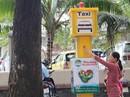 Vào trung tâm TP HCM, chỉ cần bấm nút là taxi đến