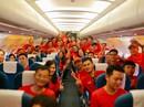 """Hơn 300 CĐV bay sớm sang Indonesia """"tiếp lửa"""" cho Olympic Việt Nam tranh HCĐ"""