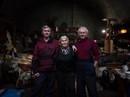 Gia đình Robinson thời hiện đại trên đảo hoang ở Nga