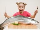Bé không ăn được hải sản sẽ không cao?