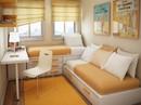 Thiết kế hiện đại, thông minh cho phòng ngủ nhỏ dưới 10m2
