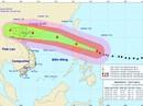 27 tỉnh, thành có thể bị ảnh hưởng bởi siêu bão Mangkhut