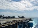 """Lầu Năm Góc """"nóng mặt"""" với tàu chiến Nga, Mỹ triển khai F-35 tới Syria?"""