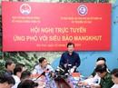 Khẩn cấp ứng phó siêu bão Mangkhut