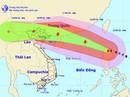 Siêu bão Mangkhut chiều nay vào biển Đông, thành bão số 6