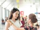 Hoa khôi Huỳnh Thúy Vi dự thi Hoa hậu Châu Á - Thái Bình Dương 2018