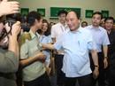 Dấu ấn Thủ tướng với công nhân