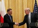 """Ba Lan sẵn sàng chi """"hàng tỉ USD"""" để xây """"pháo đài Trump"""""""