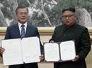 """Hàn – Triều ký thỏa thuận """"mở ra tương lai mới"""""""