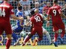 Thắng 2 bàn, Chelsea và Liverpool đua ngôi đầu Ngoại hạng