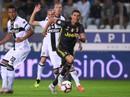 """Những sắc thái """"tịt ngòi"""" của Ronaldo ngày Juventus toàn thắng"""