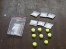 10 nam nữ thanh niên thuê căn hộ cao cấp chơi ma túy
