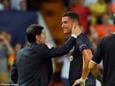 Ronaldo lãnh thẻ đỏ, Juventus vẫn thắng dễ ở Tây Ban Nha