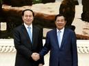 Thủ tướng Hun Sen kể 5 lần được Chủ tịch nước Trần Đại Quang cắt tóc