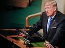 """Tổng thống Trump và """"sàn diễn"""" New York"""