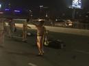 Tai nạn nghiêm trọng trên cầu Sài Gòn, 2 người chết