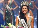 Cận cảnh vẻ đẹp tân Hoa hậu Hoàn vũ Puerto Rico